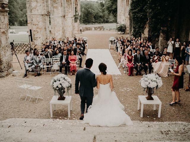 Le mariage de Simon et Alice à Cernay-la-Ville, Yvelines 49