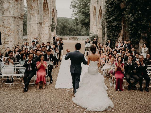 Le mariage de Simon et Alice à Cernay-la-Ville, Yvelines 55