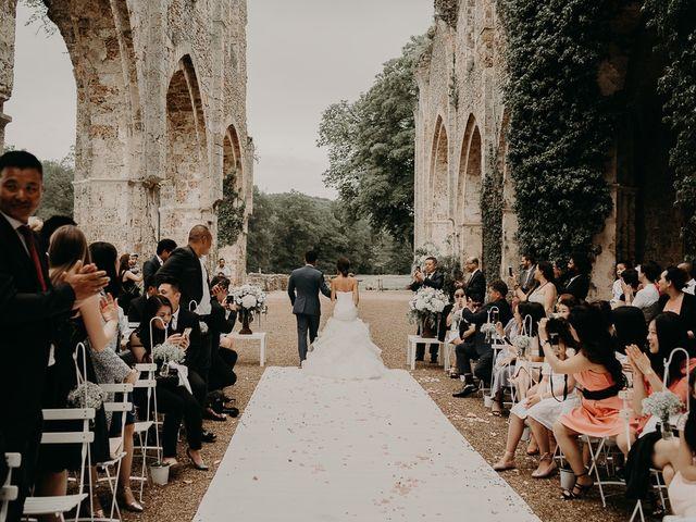 Le mariage de Simon et Alice à Cernay-la-Ville, Yvelines 56