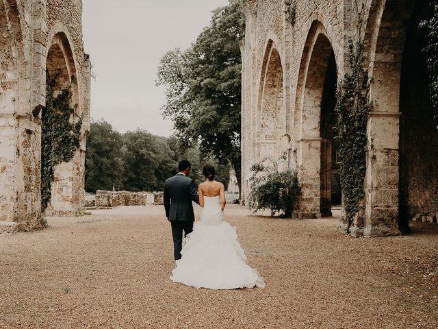Le mariage de Simon et Alice à Cernay-la-Ville, Yvelines 57