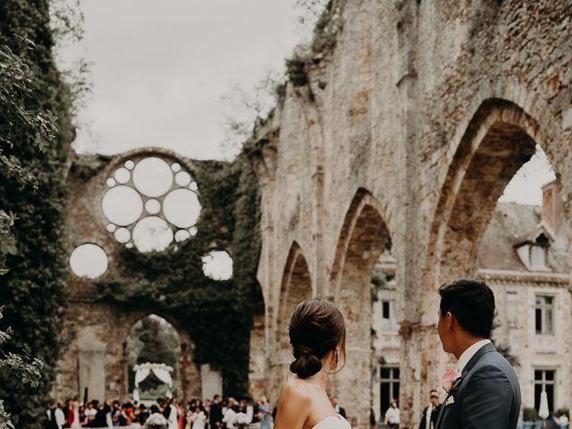Le mariage de Simon et Alice à Cernay-la-Ville, Yvelines 61