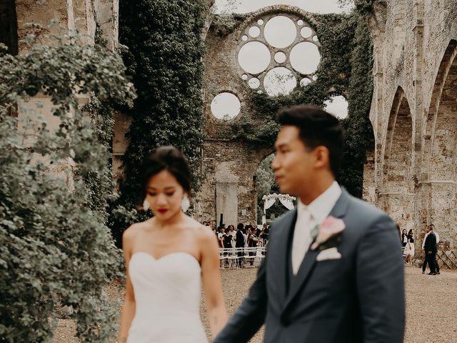 Le mariage de Simon et Alice à Cernay-la-Ville, Yvelines 62