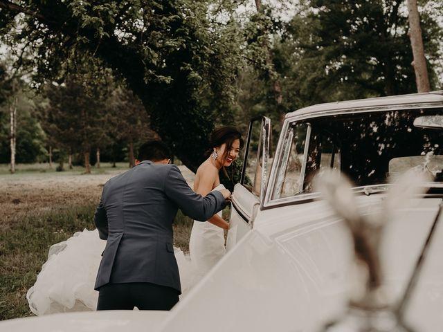 Le mariage de Simon et Alice à Cernay-la-Ville, Yvelines 64