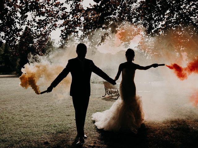 Le mariage de Simon et Alice à Cernay-la-Ville, Yvelines 80
