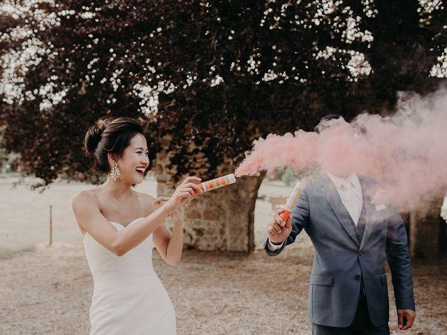 Le mariage de Simon et Alice à Cernay-la-Ville, Yvelines 83