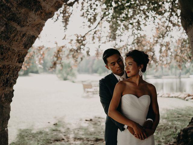Le mariage de Simon et Alice à Cernay-la-Ville, Yvelines 85