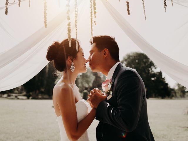Le mariage de Simon et Alice à Cernay-la-Ville, Yvelines 89