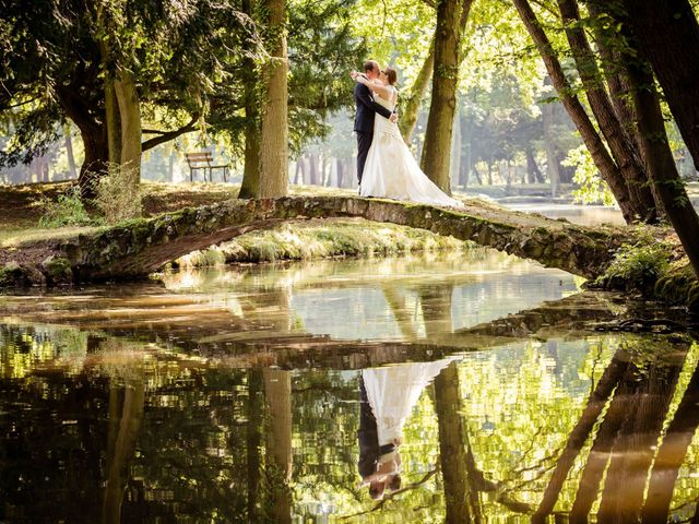 Le mariage de Magalie et Sylvain
