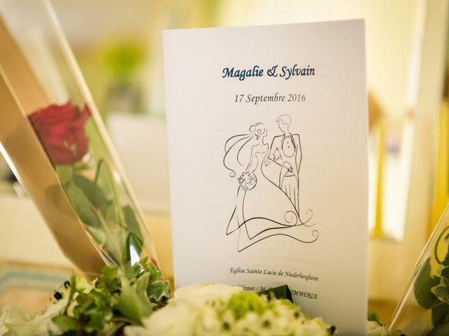 Le mariage de Sylvain et Magalie à Niederhergheim, Haut Rhin 6