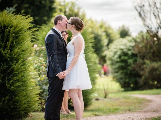 Le mariage de Sylvain et Magalie à Niederhergheim, Haut Rhin 9