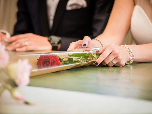 Le mariage de Sylvain et Magalie à Niederhergheim, Haut Rhin 11