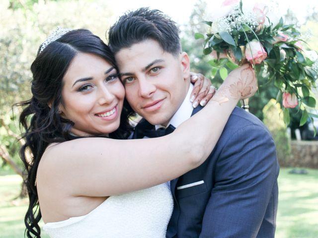 Le mariage de Amel et David