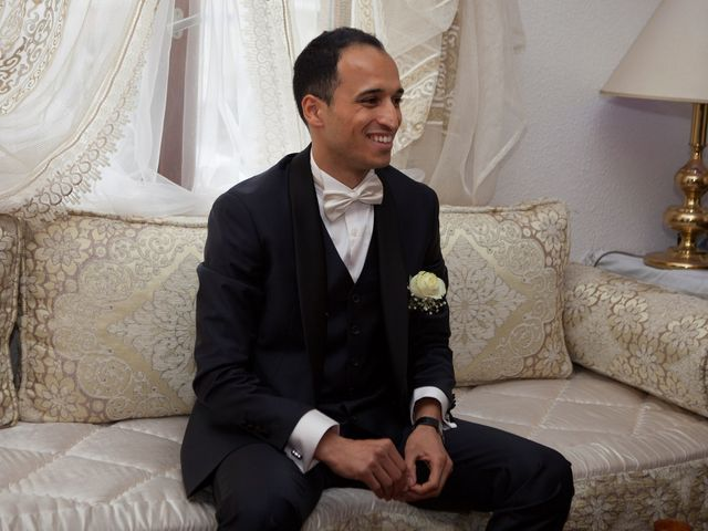 Le mariage de Badr et Yasmina à Mulhouse, Haut Rhin 6