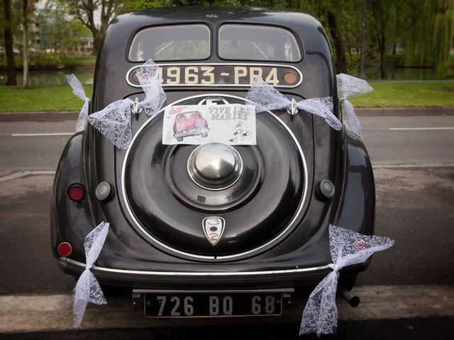 Le mariage de Badr et Yasmina à Mulhouse, Haut Rhin 7