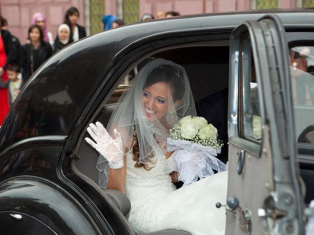Le mariage de Badr et Yasmina à Mulhouse, Haut Rhin 8