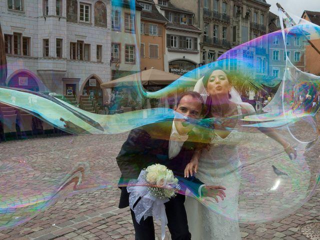 Le mariage de Badr et Yasmina à Mulhouse, Haut Rhin 12