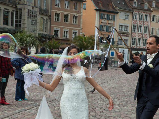 Le mariage de Badr et Yasmina à Mulhouse, Haut Rhin 13