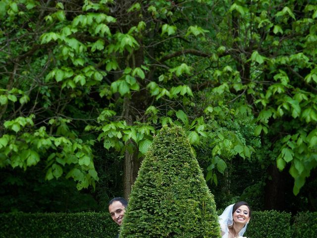 Le mariage de Badr et Yasmina à Mulhouse, Haut Rhin 16
