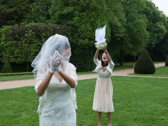 Le mariage de Badr et Yasmina à Mulhouse, Haut Rhin 17