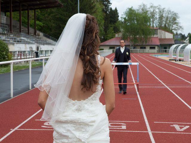 Le mariage de Badr et Yasmina à Mulhouse, Haut Rhin 18