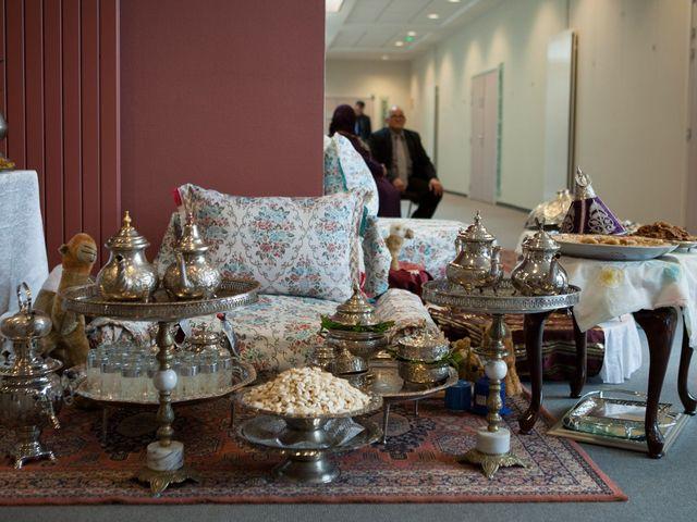Le mariage de Badr et Yasmina à Mulhouse, Haut Rhin 19