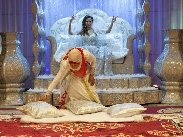 Le mariage de Badr et Yasmina à Mulhouse, Haut Rhin 33