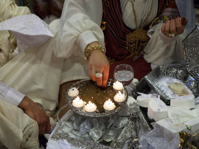 Le mariage de Badr et Yasmina à Mulhouse, Haut Rhin 35