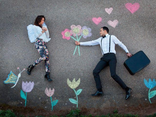 Le mariage de Badr et Yasmina à Mulhouse, Haut Rhin 36