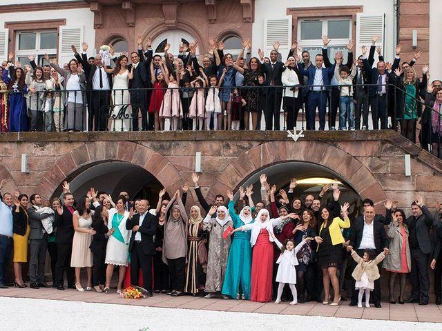 Le mariage de Badr et Yasmina à Mulhouse, Haut Rhin 37