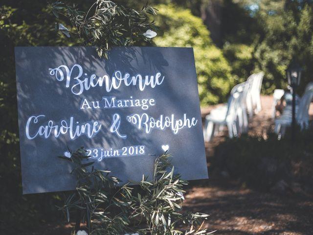 Le mariage de Rodolphe et Caroline à Agde, Hérault 15