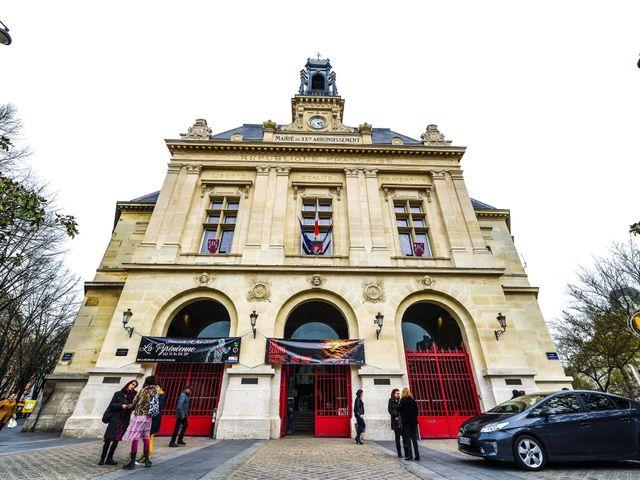 Le mariage de Jonathan et Olivaa à Bobigny, Seine-Saint-Denis 1