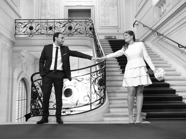 Le mariage de Jonathan et Olivaa à Bobigny, Seine-Saint-Denis 6