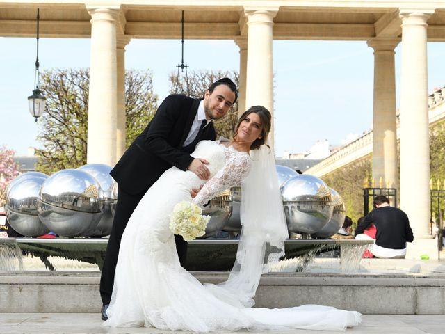 Le mariage de Olivaa et Jonathan