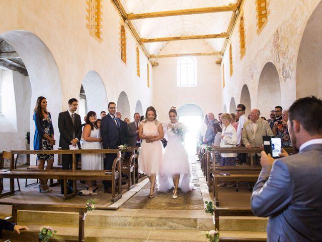 Le mariage de Yann et Mathilde à Ambon, Morbihan 5