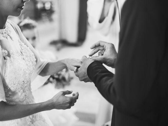Le mariage de Yann et Mathilde à Ambon, Morbihan 7