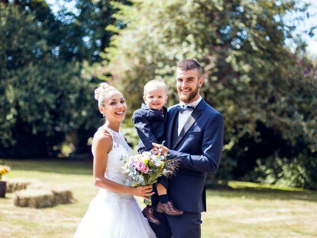 Le mariage de Yann et Mathilde à Ambon, Morbihan 19