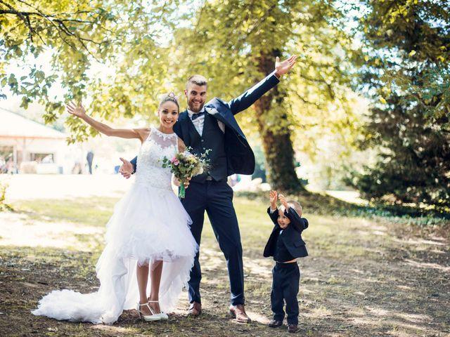 Le mariage de Yann et Mathilde à Ambon, Morbihan 20