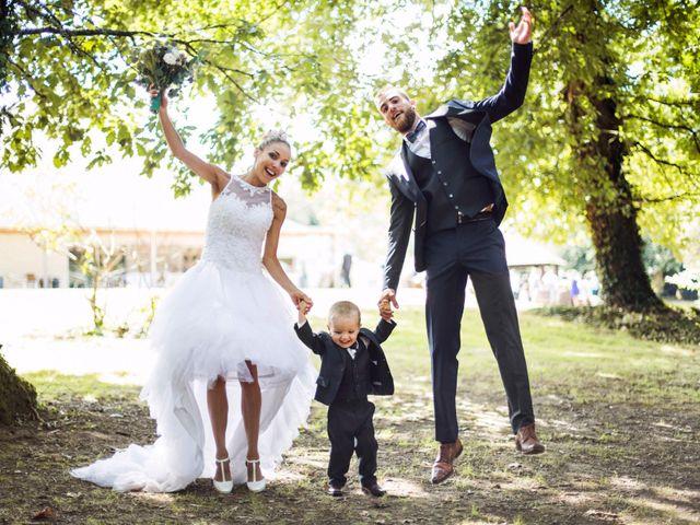 Le mariage de Yann et Mathilde à Ambon, Morbihan 21