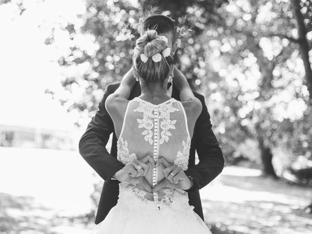 Le mariage de Yann et Mathilde à Ambon, Morbihan 22