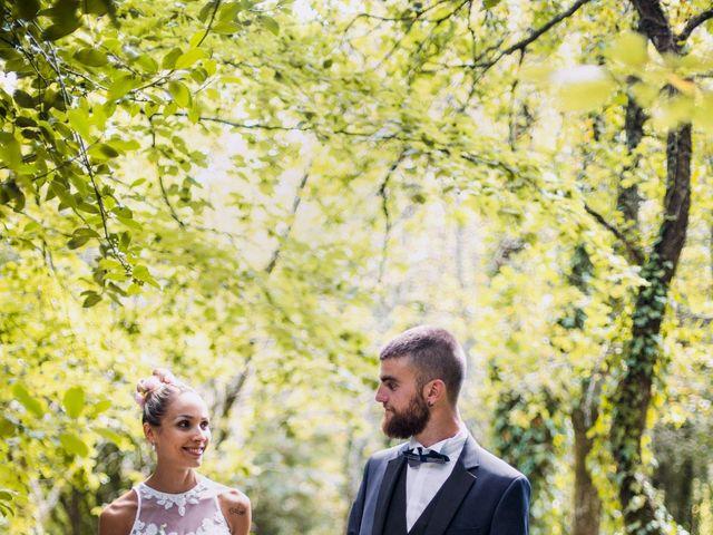 Le mariage de Yann et Mathilde à Ambon, Morbihan 23