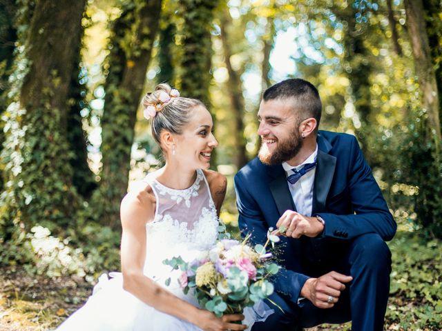 Le mariage de Yann et Mathilde à Ambon, Morbihan 25