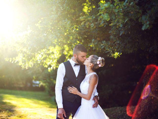 Le mariage de Mathilde et Yann