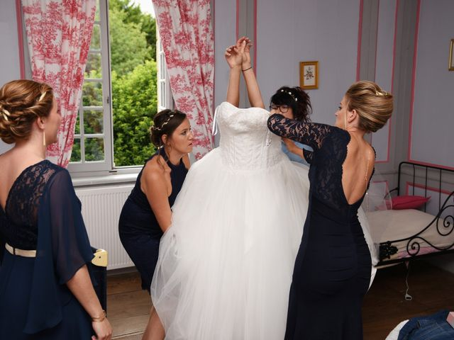 Le mariage de Emmanuelle et Marie-Laure à Vitré, Ille et Vilaine 10