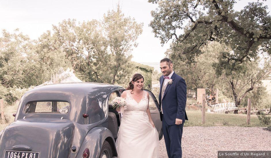 Le mariage de Aldo et Aurélie à Castres, Tarn