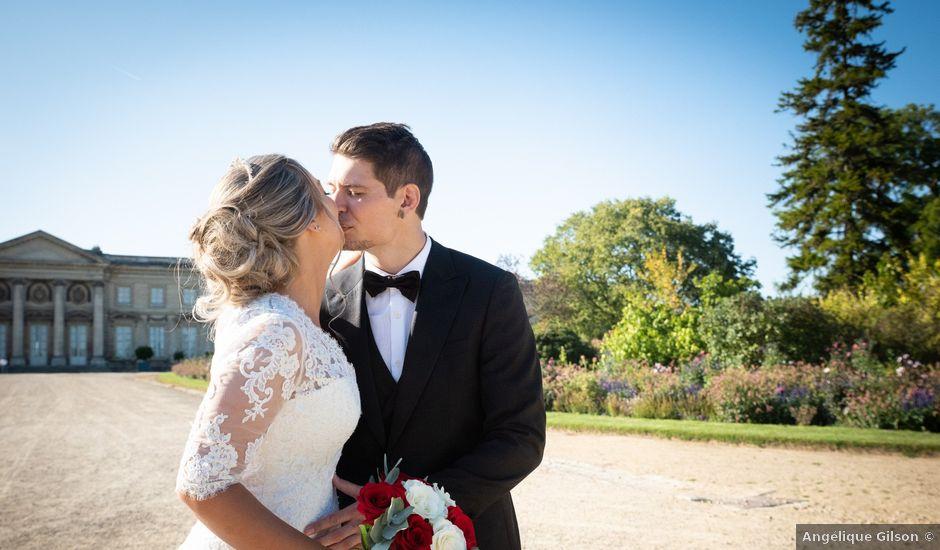 Le mariage de Adam et Tamara à Compiègne, Oise