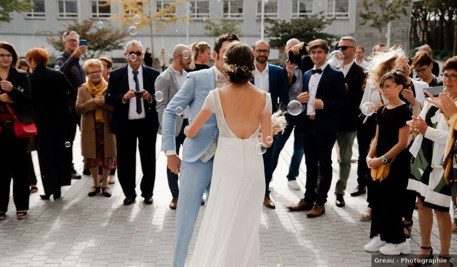 Le mariage de Yannick et Amandine à Lorient, Morbihan