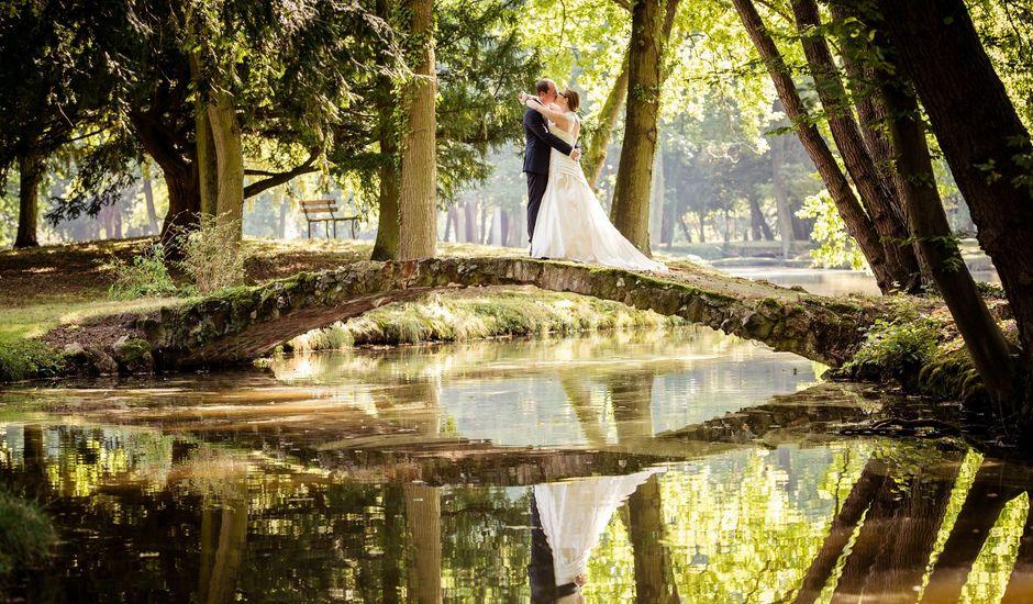 Le mariage de Sylvain et Magalie à Niederhergheim, Haut Rhin