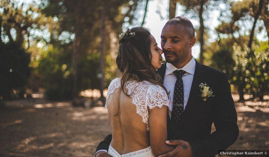 Le mariage de Rodolphe et Caroline à Agde, Hérault