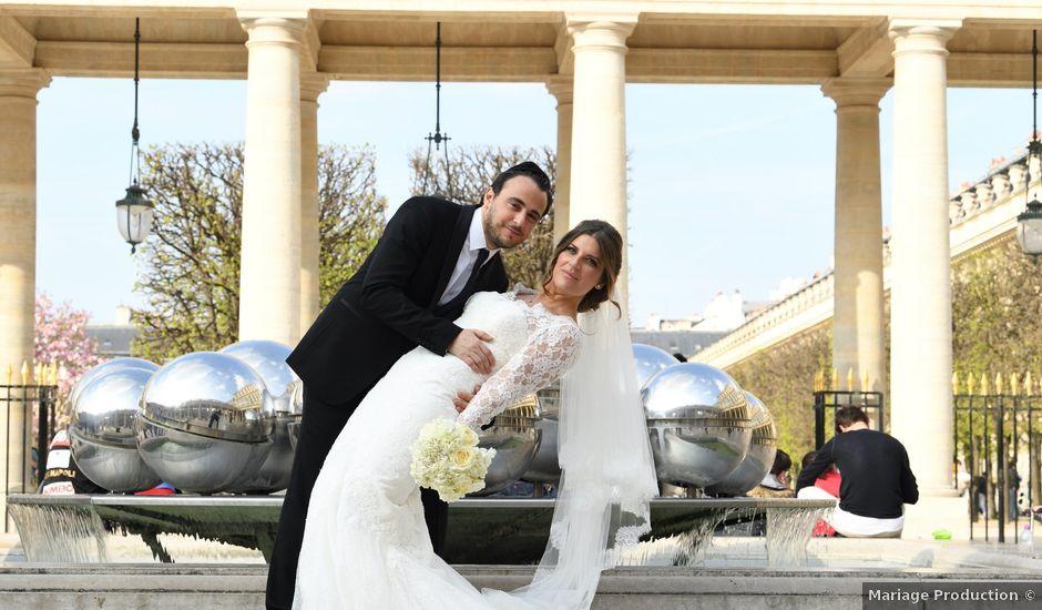Le mariage de Jonathan et Olivaa à Bobigny, Seine-Saint-Denis