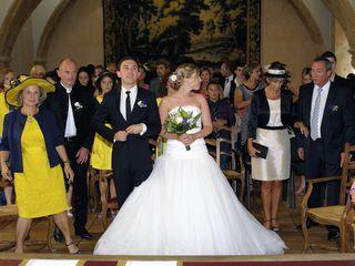 Le mariage de Emmanuelle et Florian 1